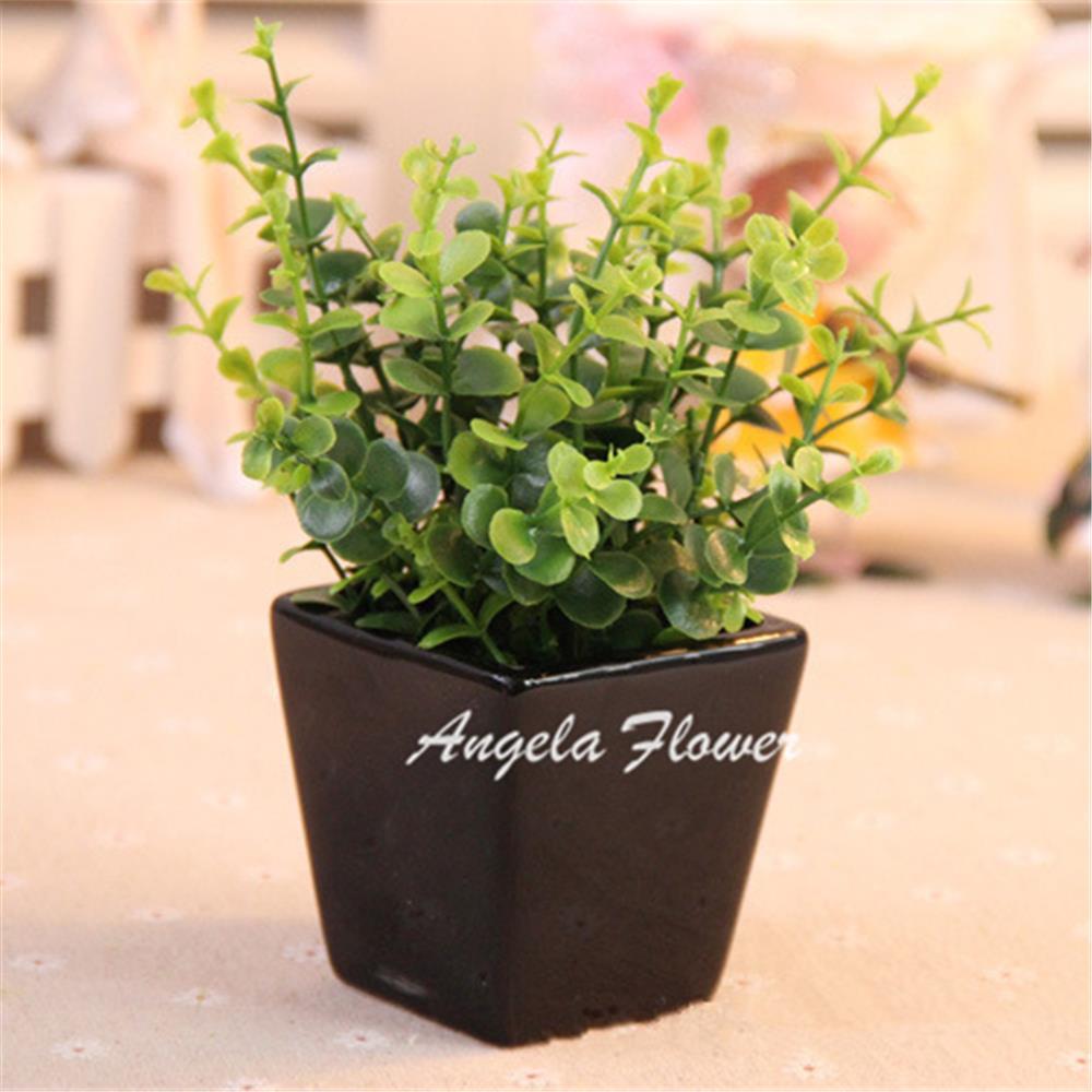 Online kopen wholesale black flower vase table decor uit china ...