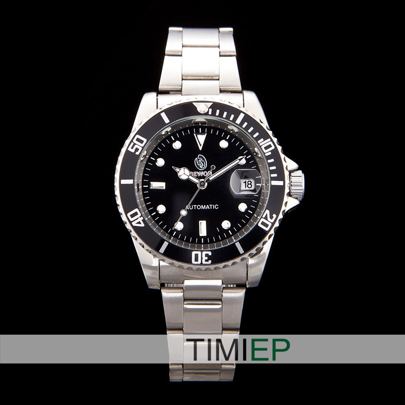 Marine Style Watches Steel Marine Watch Revenge