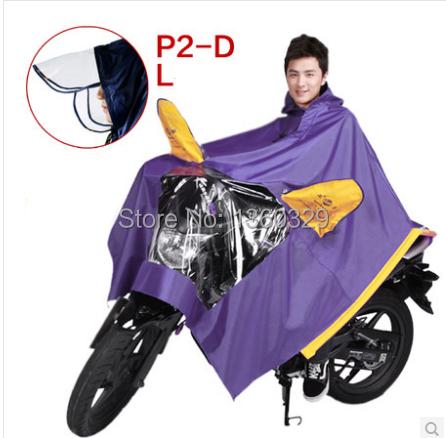 Red Purple font b burberry b font men Plus Size Poncho Womens Long Raincoats Blue Motocycle