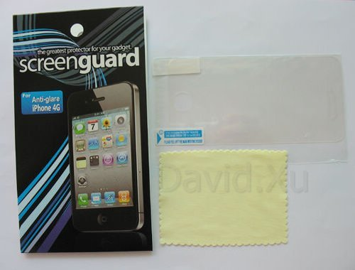 fast shipping!matt screen protector for iphone 4 4G HD,120pieces/lot free shipping via UPS saver/DHL Screen film,Screen Guard(China (Mainland))