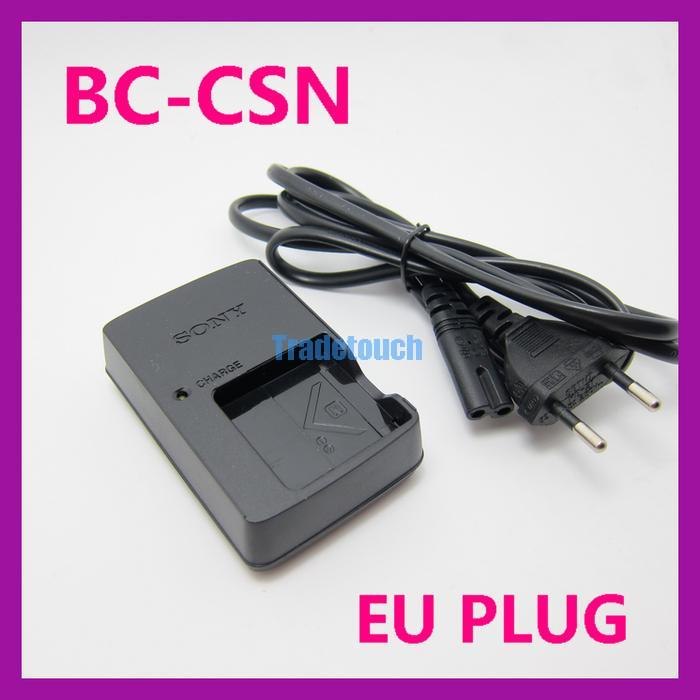 BC-CSN CSN Battery Charger for SONY Camera NP-BN1 BN1 TX5 WX9 TX7 TX7C W310 W320 W350 W390 W570 W380 WX100 =EU PLUG<br><br>Aliexpress