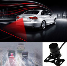 Brake lights Car Anti-Collision Laser Fog Warning Lamp Red Lights Driving Safety Tail Light Rear fog lamp Turn signals(China (Mainland))
