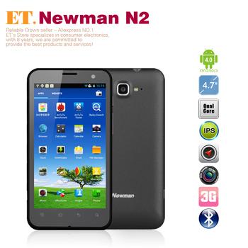Newman N2 Exynos 4412 quad core 1.4GHZ 4.7 inch  HD 720P IPS 3g cellphone 1GB RAM 8GB ROM Dual Camera 12.1MP