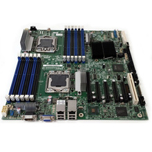 Free Shipping For Intel Dual LGA1366 Server System Motherboard S5520HC(China (Mainland))