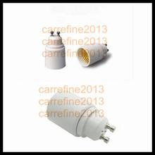 GU10 to E27 adapter base LED light lamp bulbs adapter adaptor converter(China (Mainland))