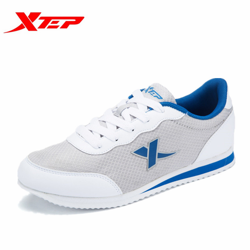 Xtep Mens Outdoor Sport Comfortable Lace-Up Shoe Running Breathable Shoes Spring Autumn Lightweight  Sneakers 986419329878B2G99<br><br>Aliexpress