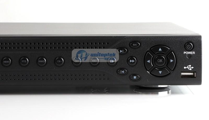 Купить 16 Канала AHD DVR 1080 P DVR 16-КАНАЛЬНЫЙ AHD AHD-H 1920*1080 2.0MP ВИДЕОНАБЛЮДЕНИЯ Видеорегистратор DVR NVR HVR 3 В 1 Системы Безопасности