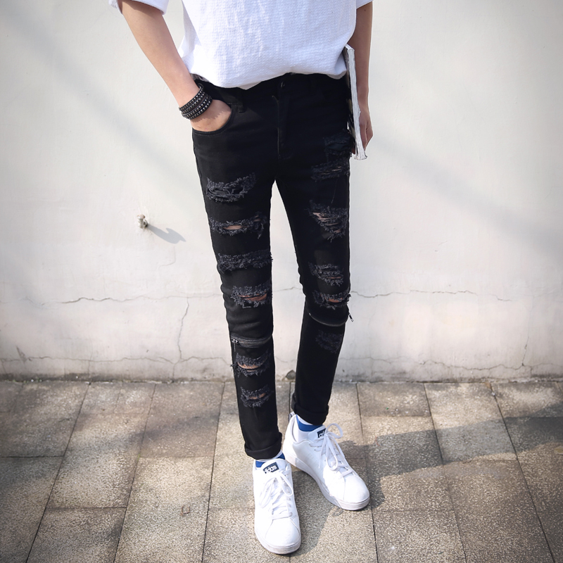 Online Get Cheap Embellished Pocket Jeans -Aliexpress.com