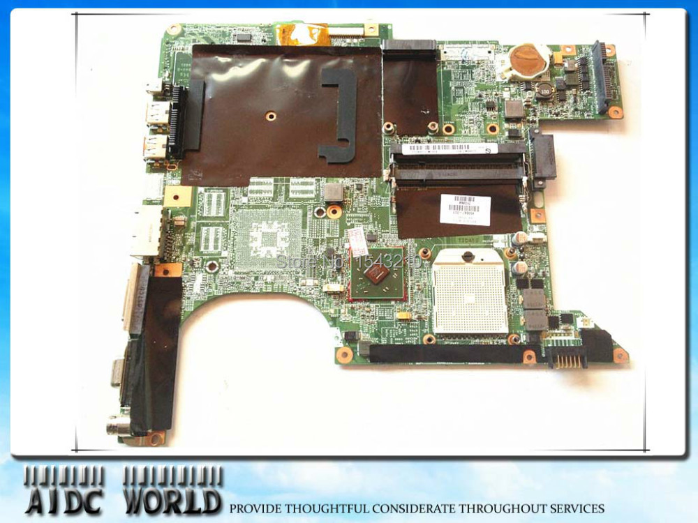 BEST QUALITY laptop motherboard FOR HP DV9500 DV9700 /w nvidia mcp67m 466037-001 100% Tested GOOD(China (Mainland))