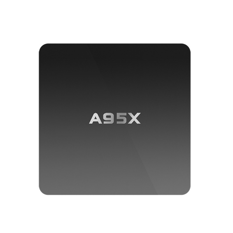 2016 new Android TV Box A95X Android 5.1 Amlogic S905 Quad core 1G+8G 2.4G KODI Pre-installed Wifi smart tv box Media Player(China (Mainland))