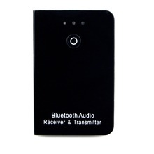Newest 2 in 1 Wireless Bluetooth Music Receiver +Transmitter V2.1+EDR Audio 3.5mm for Speakers TV Mobile D5292A Eshow