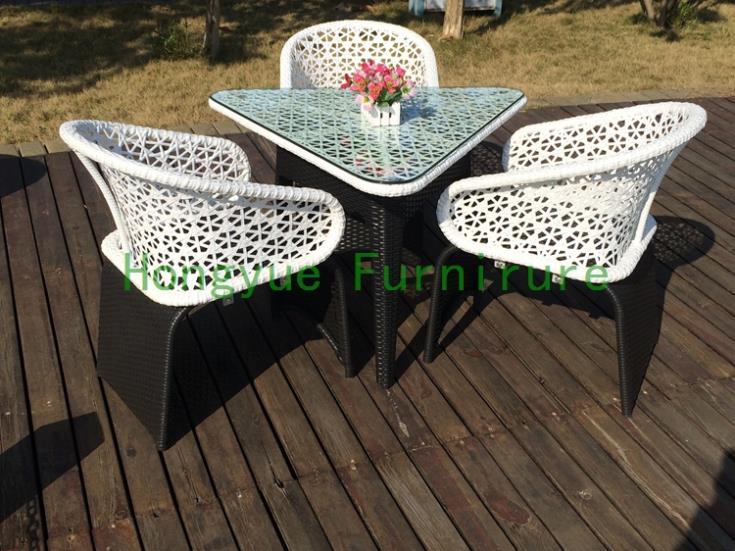 outdoor white rattan furniture set rattan outdoor furniture in garden