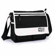 Vintage 14 inch laptop Briefcase male Crossbody Bag waterproof nylon shoulder bags Men messenger bag casual Handbag tote LI-1081