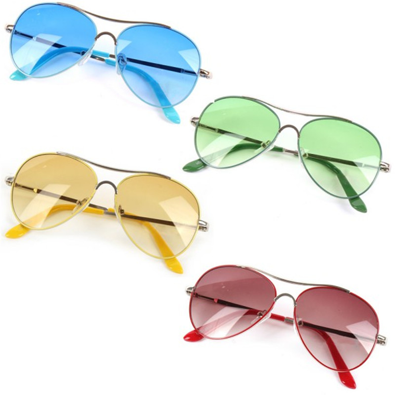 Cool Infant Kids Sunglasses Metal Frame Outdoor Sunglasses Eyewear Children Gifts New PY6