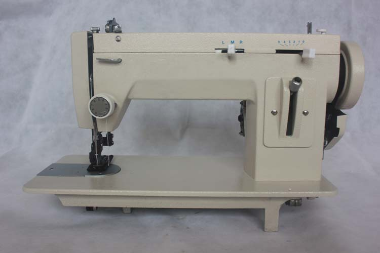 portable heavy duty sewing machine