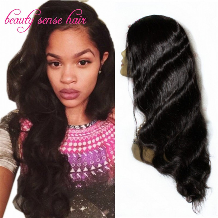 Fashion 150 density u part wig left/right/middle part brazilian natural black real human hair wavy u part wigs for black women