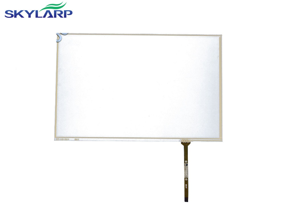 NEW 10.1inch 4 Wire Resistive Touch Screen Panel For B101UAN02.1 16:10 IPS LED Panel Screen touch panel Glass Free shipping(China (Mainland))