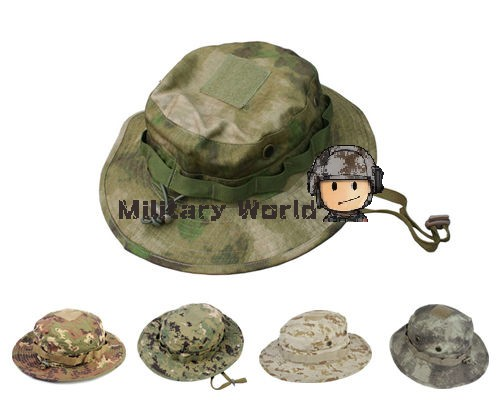 EMERSON Airsoft Tactical Battle Rip Bonnie Cap Hat U.S. SWAT Camouflage Army Military Cap For Hunting Fishing Camping Outdoor