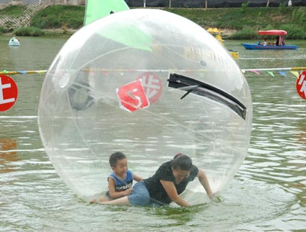 water ball inflators,balls growing in water,walking water balls(China (Mainland))