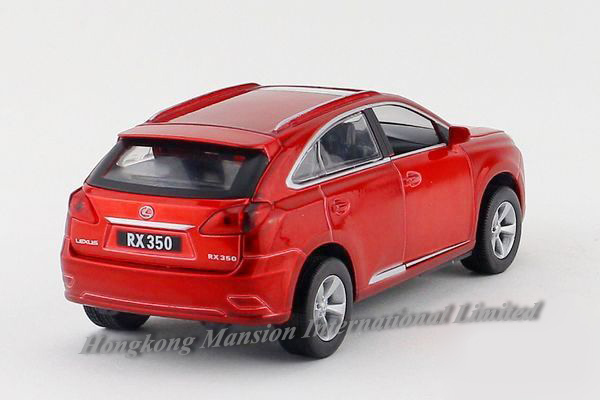 132 Car Model For LEXUS RX350 (12)