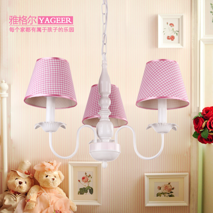 European Style Sweet Fine Children's Lamp Boy and Girl Children's Lamp The Room Of The Study Lamp The Theme Restuarant Lights(China (Mainland))