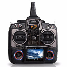 Walkera Devo F7 7 Channel LCD Display FPV Camera Transmitter Model 1 RC Camera Drone Spare Parts Accessories