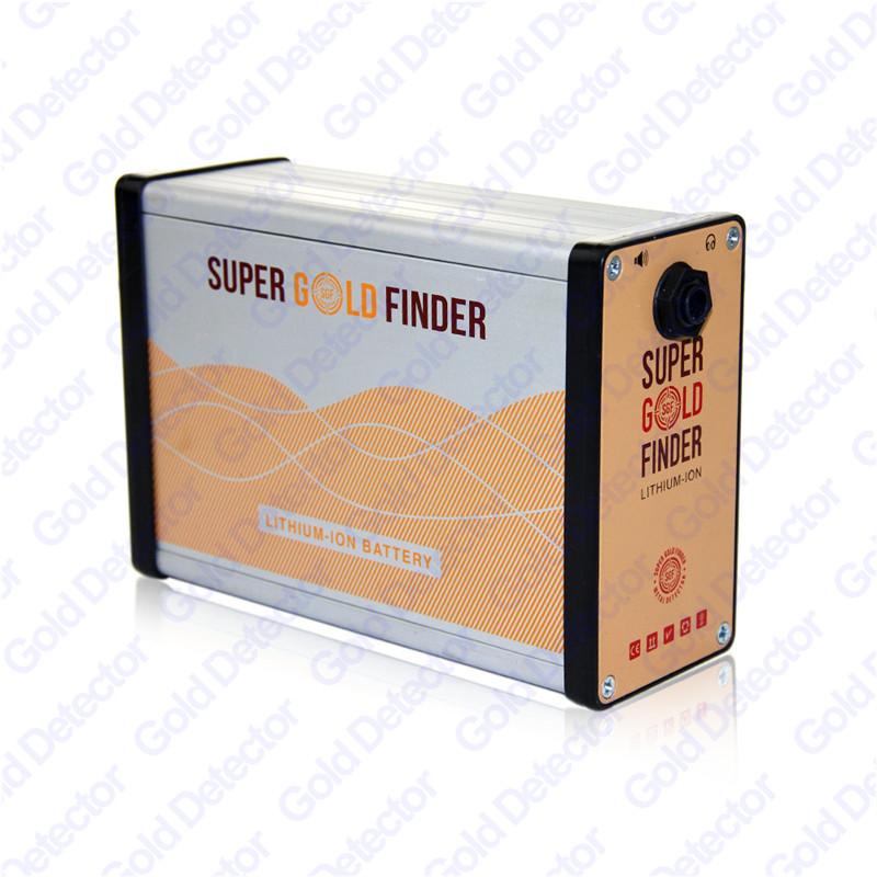 Best price underground gold metal detector long range, metal detector gold finder military metal detectors lithium battery <br><br>Aliexpress