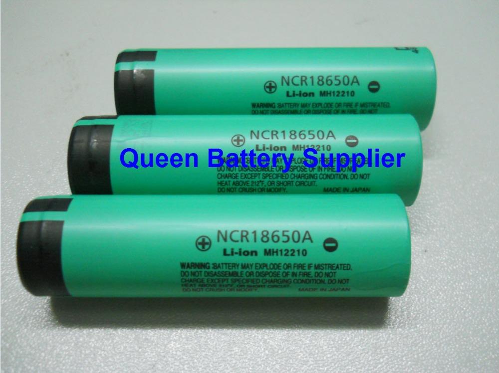 Здесь можно купить  Free shipping  15pcs/lot 100% New Original NCR18650A NCR18650 18650 3400 mah 3.7 v  Бытовая электроника