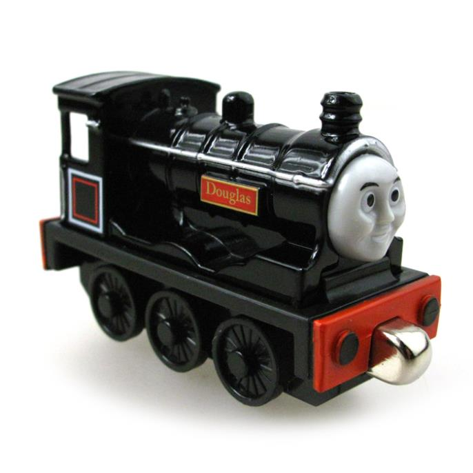 T0092 Diecast Magnetic THOMAS and friend The Tank Engine take along train metal children kids toy gift -- Douglas(China (Mainland))