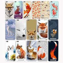 Buy 2219G Mr cute Fox Z3j Print Hard Transparent Case Redmi 3 3s Pro Note 2 3 Pro 2 2A & Meizu M3 Note M2 note Mini case for $1.69 in AliExpress store