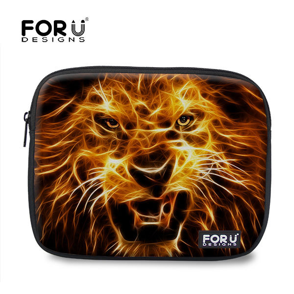 Hot new Customize girls leopard laptop bag for notebook 10 10.1 10.6 11 12 inch women laptop sleeve tablet PC bag computer(China (Mainland))