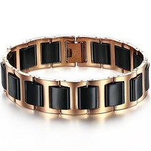 Men's women's vintage jewelry health care magnetic bracelet luxury designer charm items valentine's day gifts WS448 - Super Jewelry Collect store