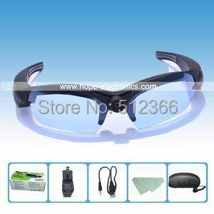 2015 new 1080P black sport camera sunglasses mini HD camera glasses(China (Mainland))