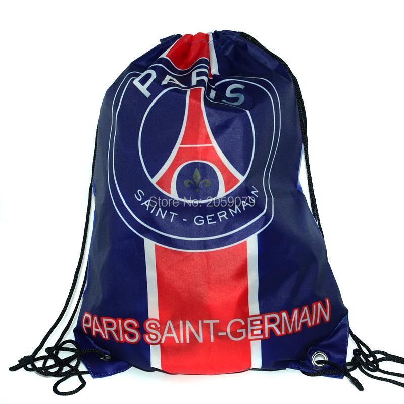 22 teams can choose France club psg soccer bag Gym scarf/ football teams badge Scarf(China (Mainland))