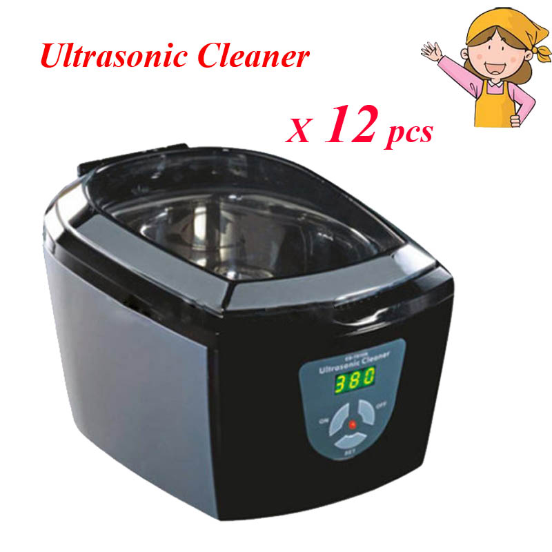 12pcs/lot small jewelry cleaner mini household steam cleaner with good quality CD-7810A(China (Mainland))