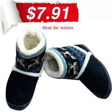 Nuevos botines calientes de la felpa corta zapatos nieve de las mujeres para las señoras de invierno espesan más tamaño artificial 35-41 nieve botas(China (Mainland))