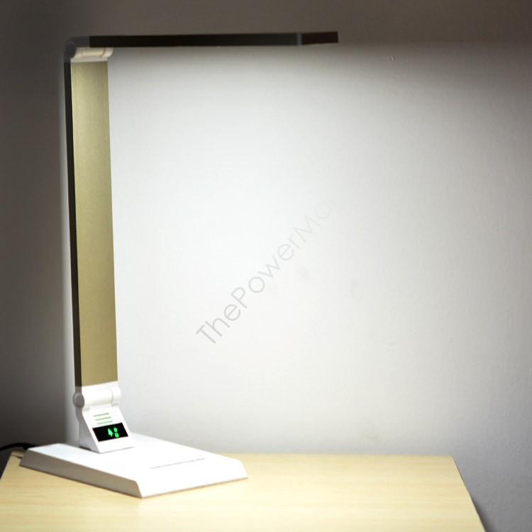 2015 new r glable touch control led protection des yeux lampe de bureau lampe de nuit tude. Black Bedroom Furniture Sets. Home Design Ideas