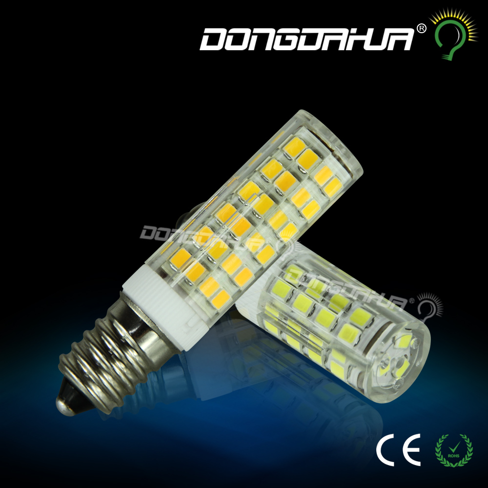 Factory price led corn bulb SMD2835 LEDs E14 5w 7w AC220V led bulb 360 degree(China (Mainland))