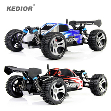 Buy WLtoys A959 Electric Rc Car Nitro 1/18 2.4Ghz 4WD Remote Control Car High Speed Road Racing Car Rc Monster Truck Kids for $62.99 in AliExpress store