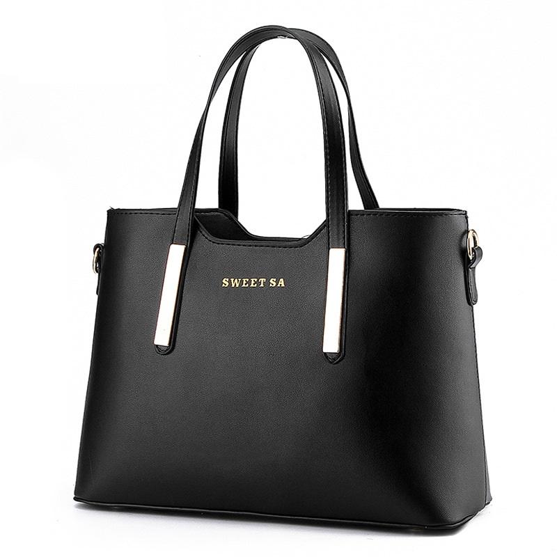 top-handle bags Women leather handbag 2015 New Designer fashion handbags shoulder Messenger Bag - LEFTSIDE bag store