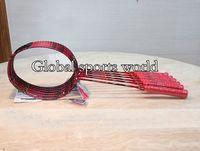 2 pcs free shipping YY Voltric 80 E-tune 100% carbon fibre badminton rackets With T jiont JP version
