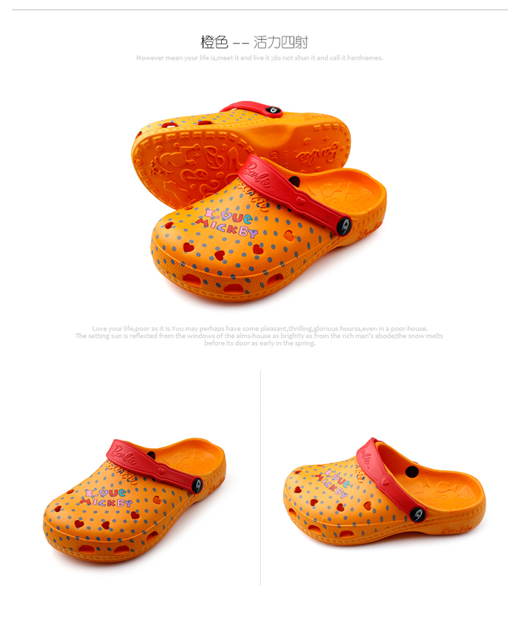 Discounting! New Store Opening Promotion 2015 Summer Soft & Light Big Children Kids Baby Girl Boy Casual Sandals Beach Shoes(China (Mainland))