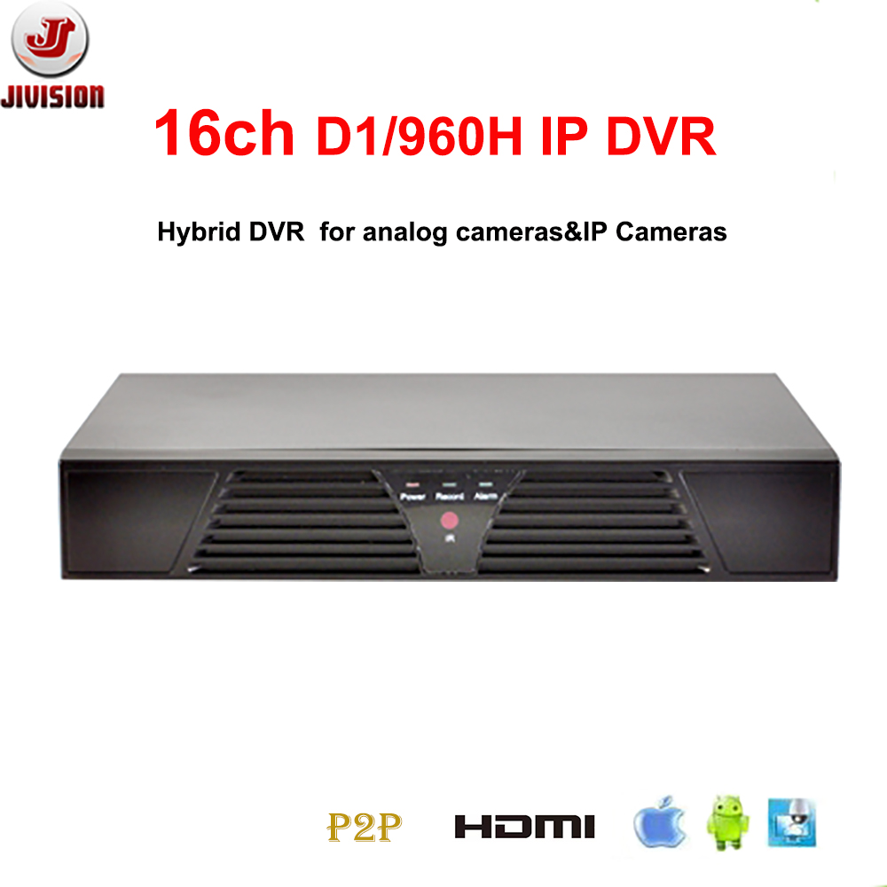 Economic 16CH DVR D1/960H CCTV Recorder HDMI H.264 network Recorder IP DVR NVR 16 channel Stand alone DVR 16 Channels P2P remote(China (Mainland))