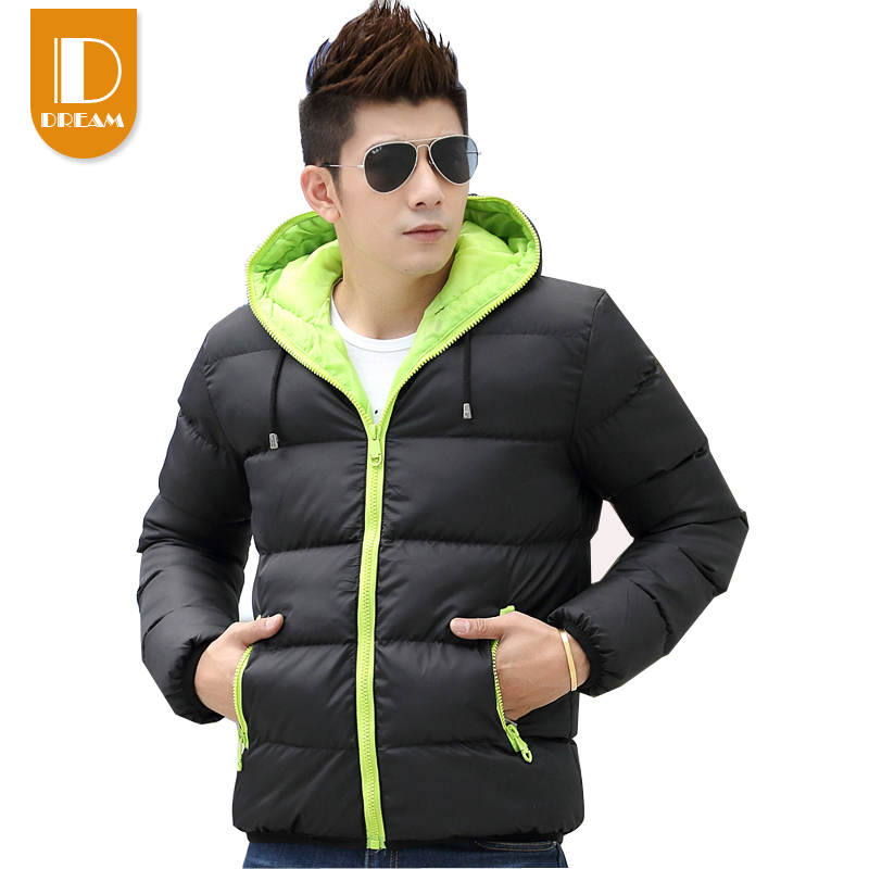 Winter Men Hoodies Jacket Thicken Fashion Men Casual Keep Warm Jacket Coat Men Windbreaker Sports Down Jacket BGL 8039(China (Mainland))