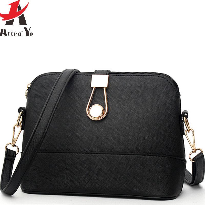 Attra-Yo! famous brands women handbag women messenger bags summer style women's pouch bag ladies cross body leather bag LM3052ay(China (Mainland))