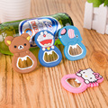 2016 New Cute Silicone Kawaii Beverages Multifunction Opener Creative Practical Gifts With Magnetic Stickers Fridge Magnet