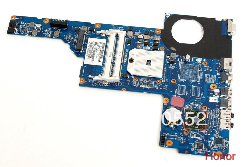 for HP Pavilion G6 Series AMD 649288-001 laptop motherboard fully tested & working perfect