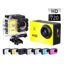 SJ 4000 HD Action Sports Waterproof Camera DV 720P Cameras Helmet Bike Car Sports Mini CAM with Retail Box Mini Camera(China (Mainland))
