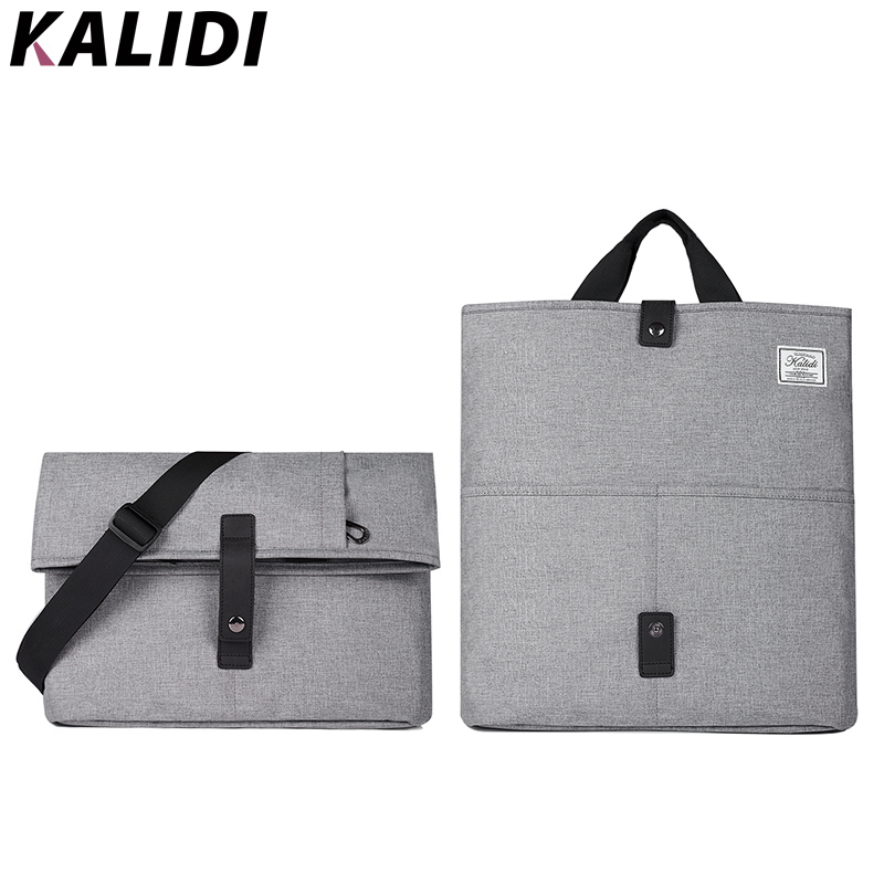 KALIDI Postal Foldover Laptop Bag Portable Tablet Sleeve Case Cover Messenger Shoulder Bag Pouch For Macbook Air Pro 14 Inch(China (Mainland))