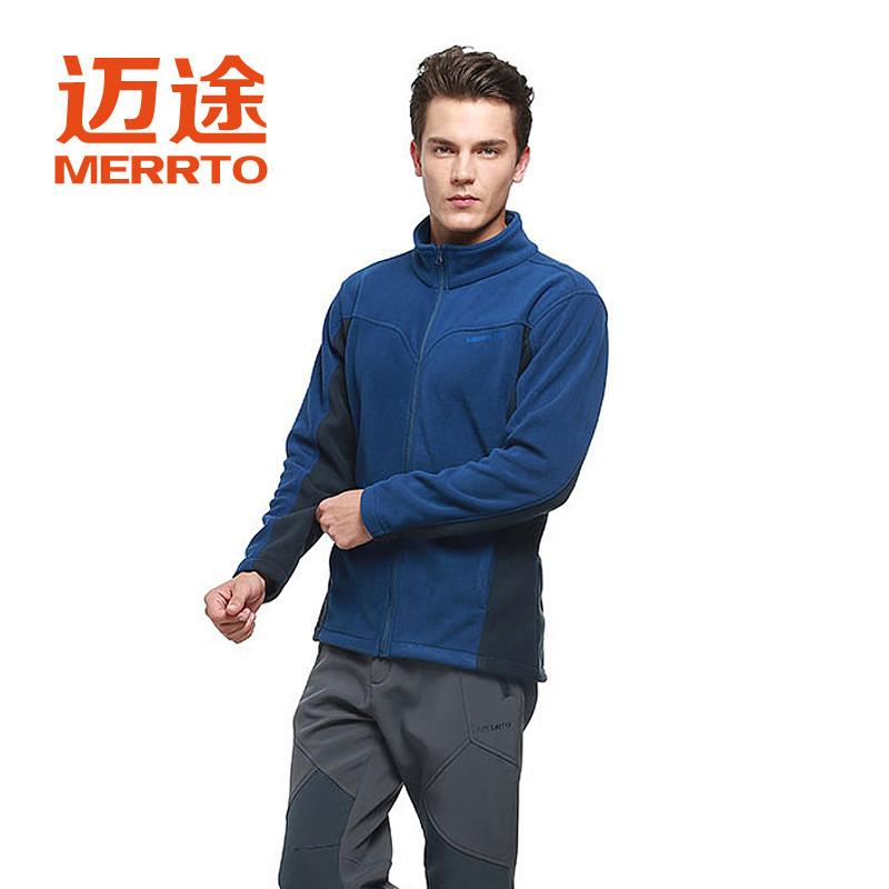 Men Fleece Jacket Anti Static Autumn Thermal Outdoor Jaqueta Mens Clothing High Land Hiking Clothes For Hunting Tec Fleece 19179(China (Mainland))